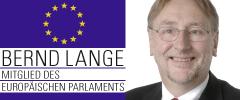 Banner: Internetauftritt von Bernd Lange